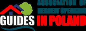 לוגו עמותת מדריכי פולין גודל מלא
