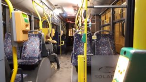 mpk lodz bus interior